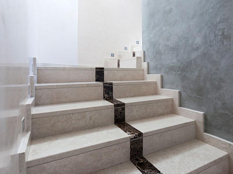 trappen van natuursteen marmer en graniet van gils rhoon